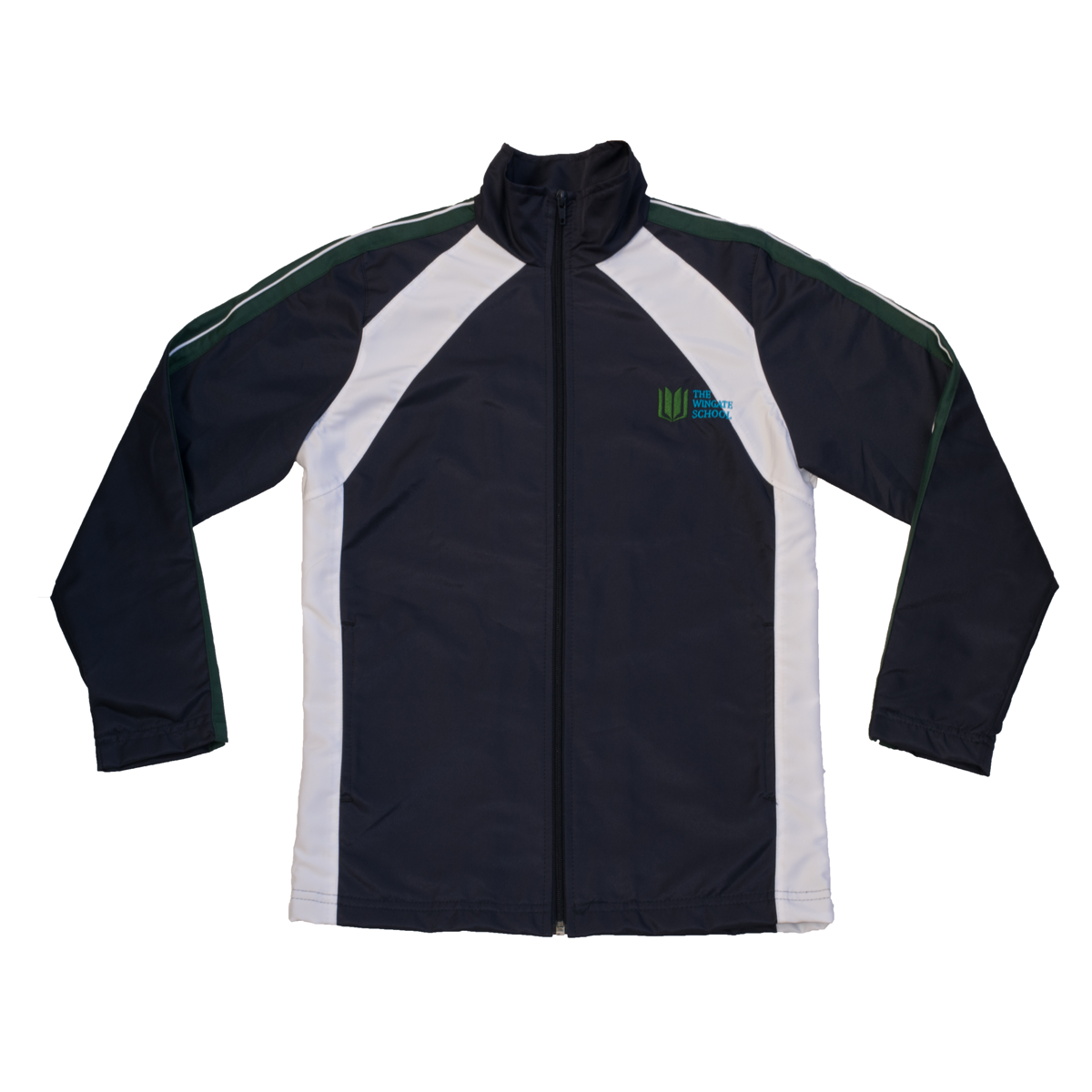 Uniforme de deportes - Chamarra (Sports uniform - Jacket)