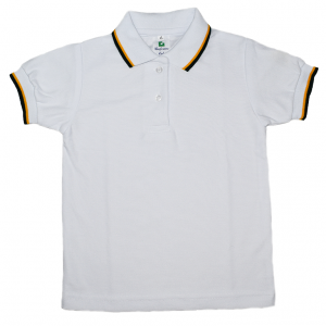 Playera Polo Niña