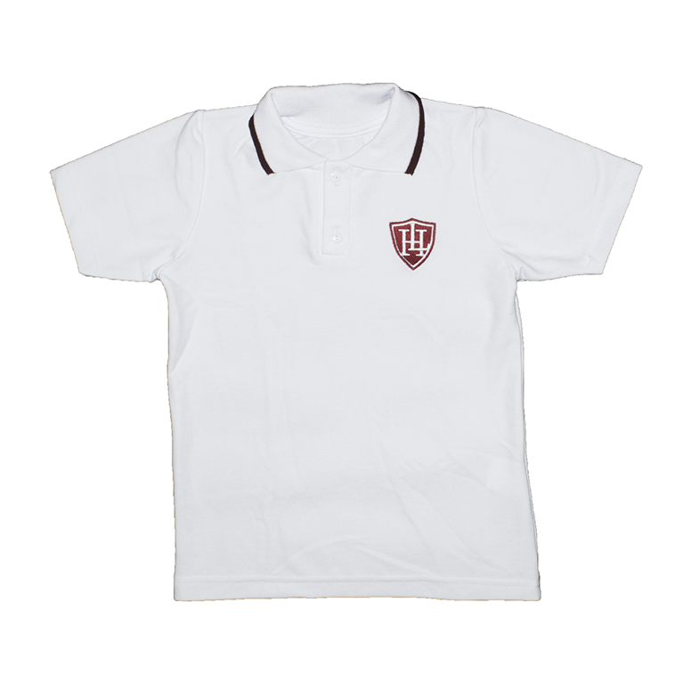Playera ¨polo¨manga corta